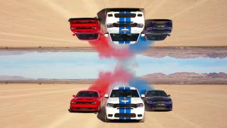 Dodge Drag Race